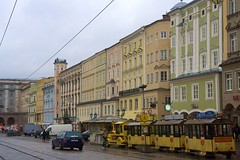 Downtown Linz