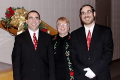 Chesner Family Christmas Photo 2008-2