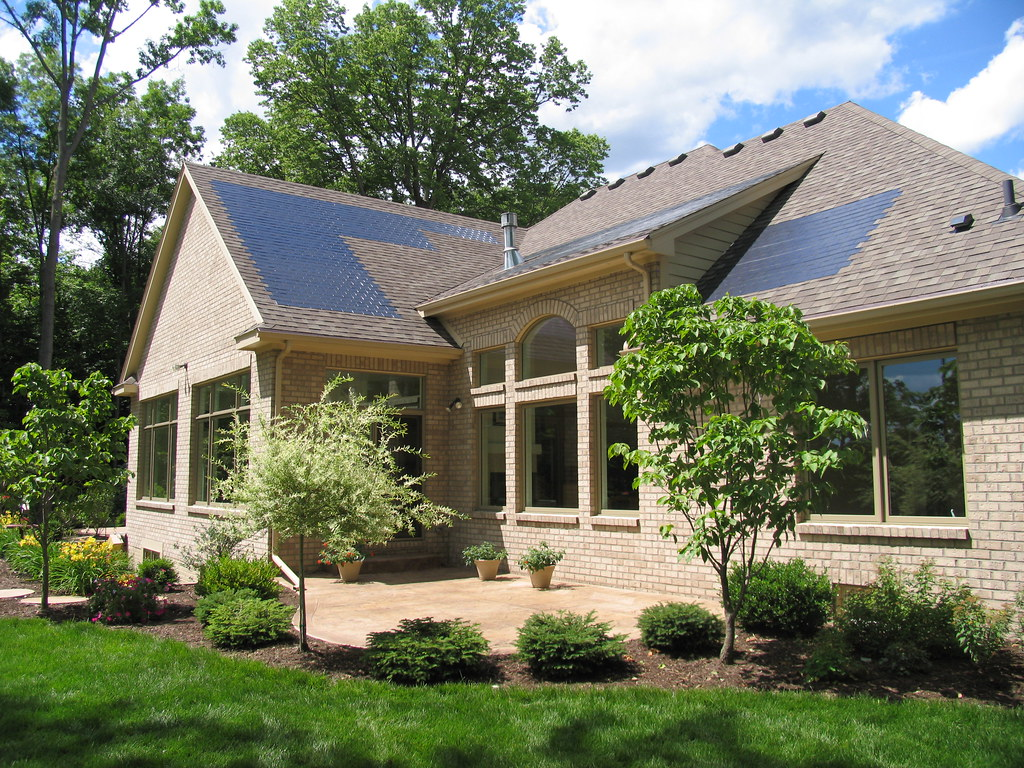 Solar Photovoltaic Home, Ohio