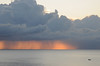 addaura (zecaruso) Tags: sunset sea italy nuvole day mare cloudy sicily caruso palermo sicilia ciccio mondello addaura nikond300 zecaruso cicciocaruso