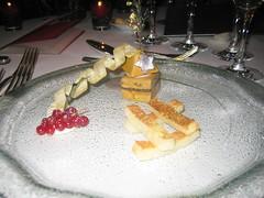 Foie Gras course