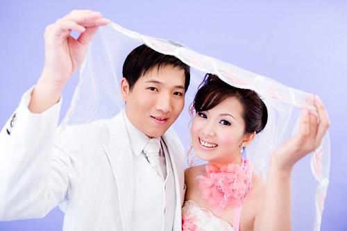 美麗的婚紗照004
