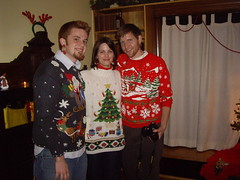 Ugly Sweater Christmas Party (3)