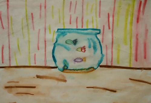 Elijah's fish bowl