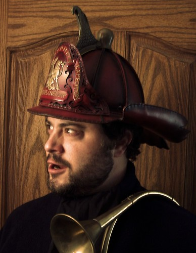 Steampunk Firemaster