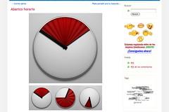 noquedanblogs.com - inspiración en español » Blog Archive » Abanico horario_1230860715824