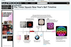 The Times Square New Year's Ball Timeline_1230860837777