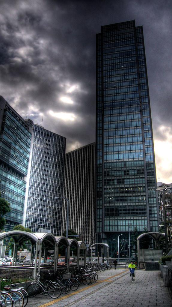 docomo building