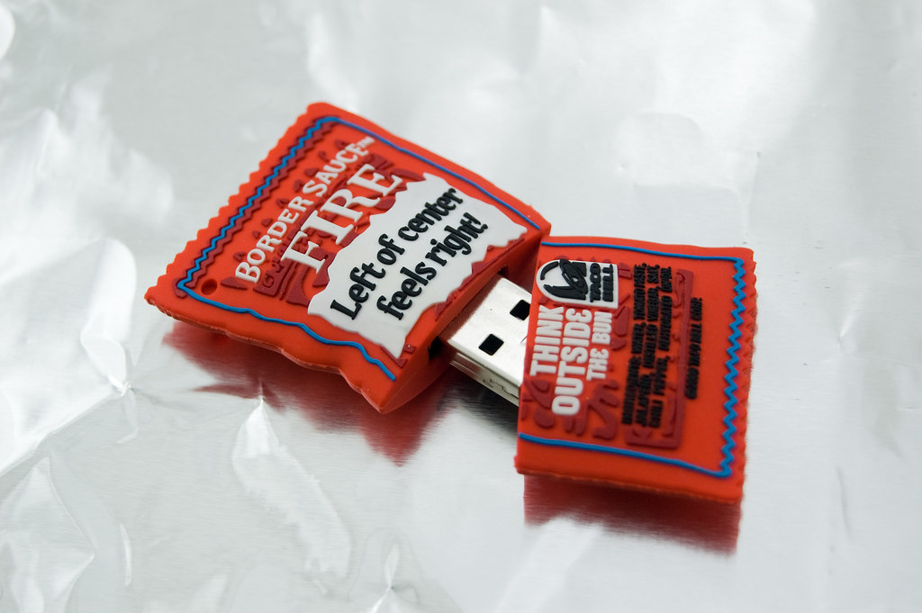 Border Sauce USB Drive 8 by CustomUSB.com, on Flickr