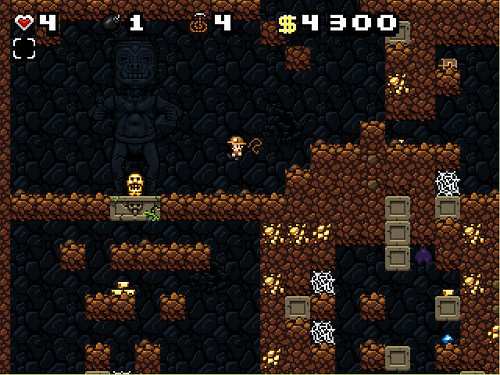 Spelunky: Level 1