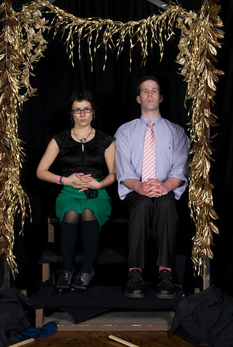 081231. me and ed's 2nd annual american gothic new year's eve photos.
