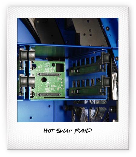 Hot Swap RAID