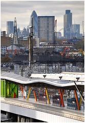 Stratford Olympics 2012 (Manuel.A.69) Tags: uk building london station skyline architecture town yahoo google constru