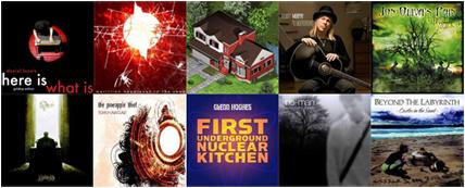 2008: CD Top 10
