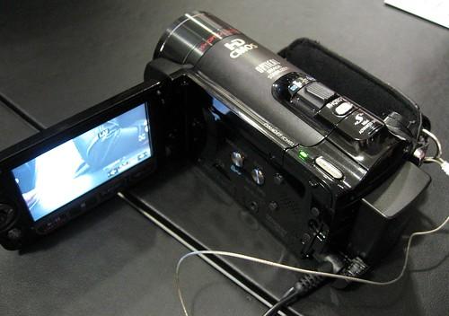 Canon HF20