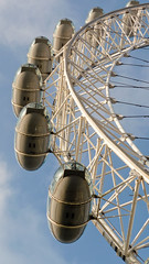 Capsules at the London Eye