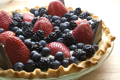 home-made antioxidant pie