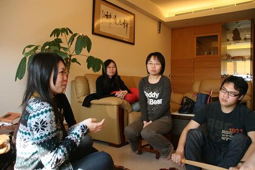 你拍攝的 20090118健康扶青團_愛眉山莊039.jpg。