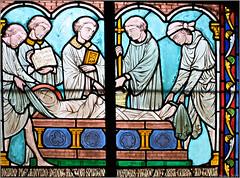 Paris-Notre-Dame-156 (Paco Barranco) Tags: paris mosaic stainedglass mosaico notredame vitreaux notre dame tiffany murano vidrieras vitrais vitral pmc vidre vitrales effetre grisalla metalclay arteglass perlasvidrio pacobarranco vitroarte