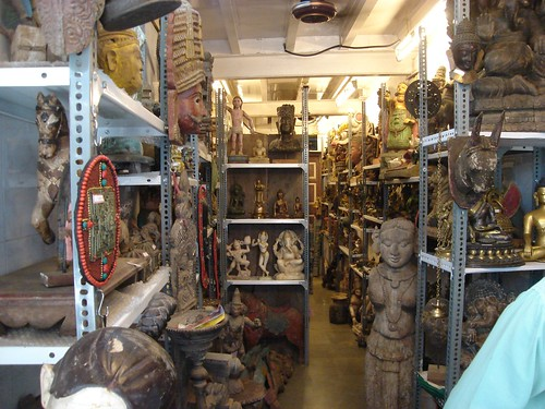 Antique Shop, Chor Bazaar