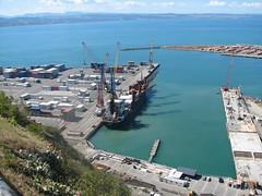 Napier Bluff Hill View_008 (TELPortfolio) Tags: newzealand port ships shipping napier hawkesbay bluffhill portofnapier