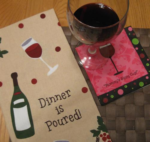 dinnerispoured