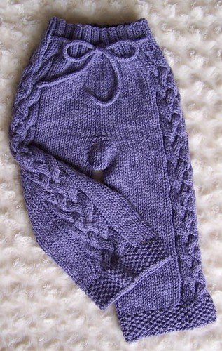 Cestari Dusty Orchid double braid leg