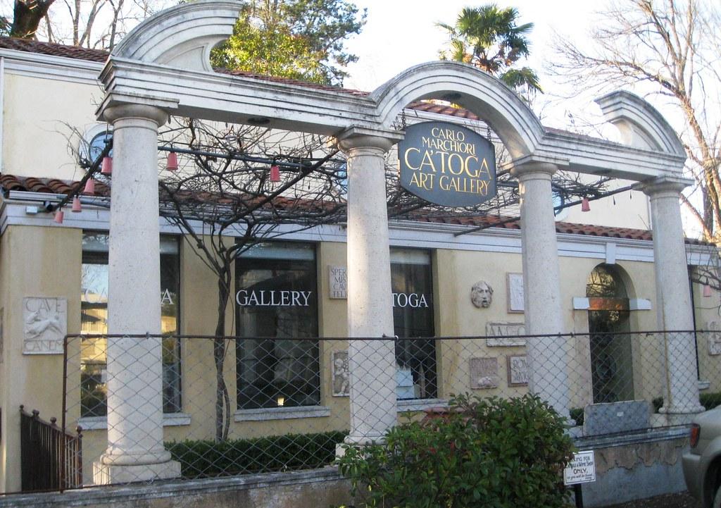 Ca Toga Gallery, Calistoga, CA