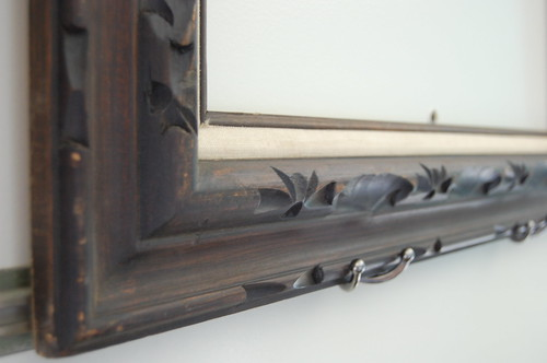 Frame, originally, detail