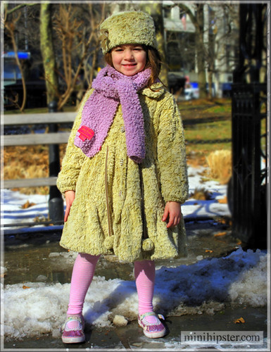 Let it Snow - MINI HIPSTER kids street fashion