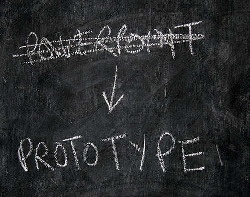 Don't PowerPoint - Prototype!