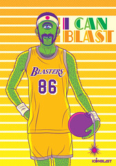 I CAN BLAST POSTERS #3 (Victor Ortiz - iconblast.com) Tags: