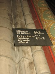 Holy place
