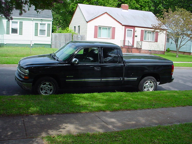 house truck chevy silverado extendedcab lorengo