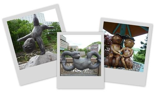 你拍攝的 090601-北海道Day 4_定山溪 & 札幌市區2。