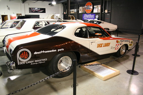 Floyd Garret Muscle Car Museum Dick Landy