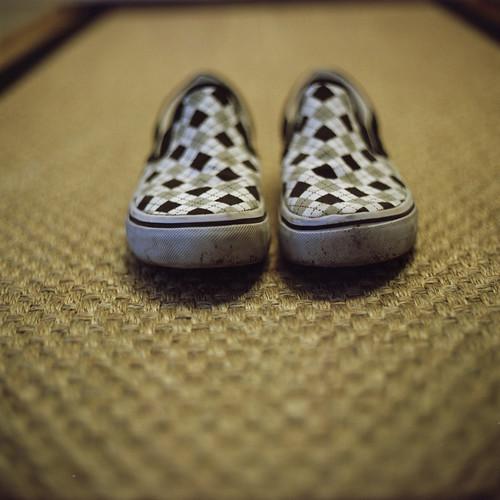 Checkered #5