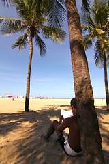 Copacabana Beach across the street (DGA Productions) Tags: brazil rio palmtrees dga espn riodejaniero copacabanabeach dgaproductions kennymayneswiderworldofsports widerworldofsports