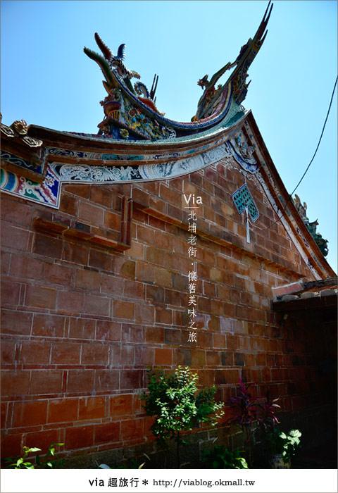 【新竹一日遊】北埔老街~在古廟舊巷內尋找專屬客家的美食36