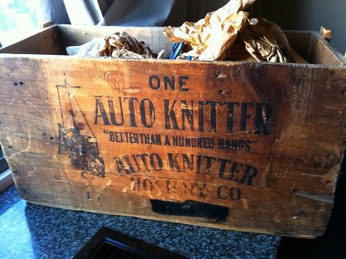 Auto Knitter