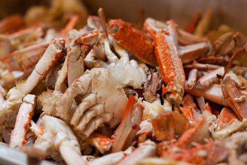 ginger scallion flower crab