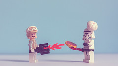 WTF? (amakles) Tags: star funny lego wars clone minifigures