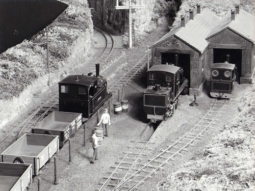 Gwynant Valley Railway