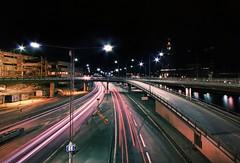 Lights (Anders Adermark) Tags: longexposure cars night stockholm