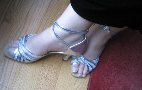 3/10/2008 - Stephanie Dance Shoes shoes