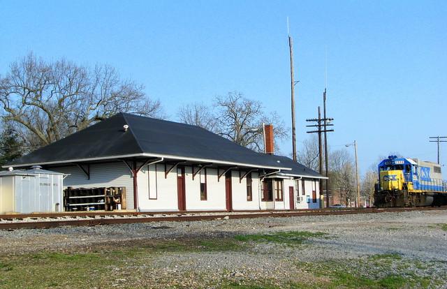 Tullahoma, TN Depot