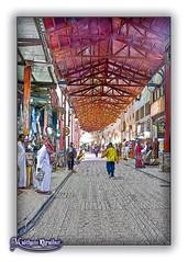 The Old Market (Grabali St.)Kuwait () Tags: art photo nikon gulf arab kuwait d200  artphoto        maitham khraibut kuwaitphoto alkhuraibet  khraibutnet