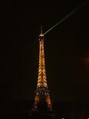Eiffel Tower (NYE '07)