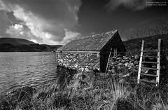 The Boathouse (Sean Bolton (no longer active)) Tags: mountain lake water rock wales cymru boathouse northwales dolgellau blueribbonwinner dapa arthog seanbolton dapagroup cregennen ffotocymrucouk