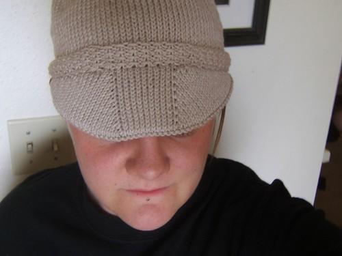 Sandy Hat 1
